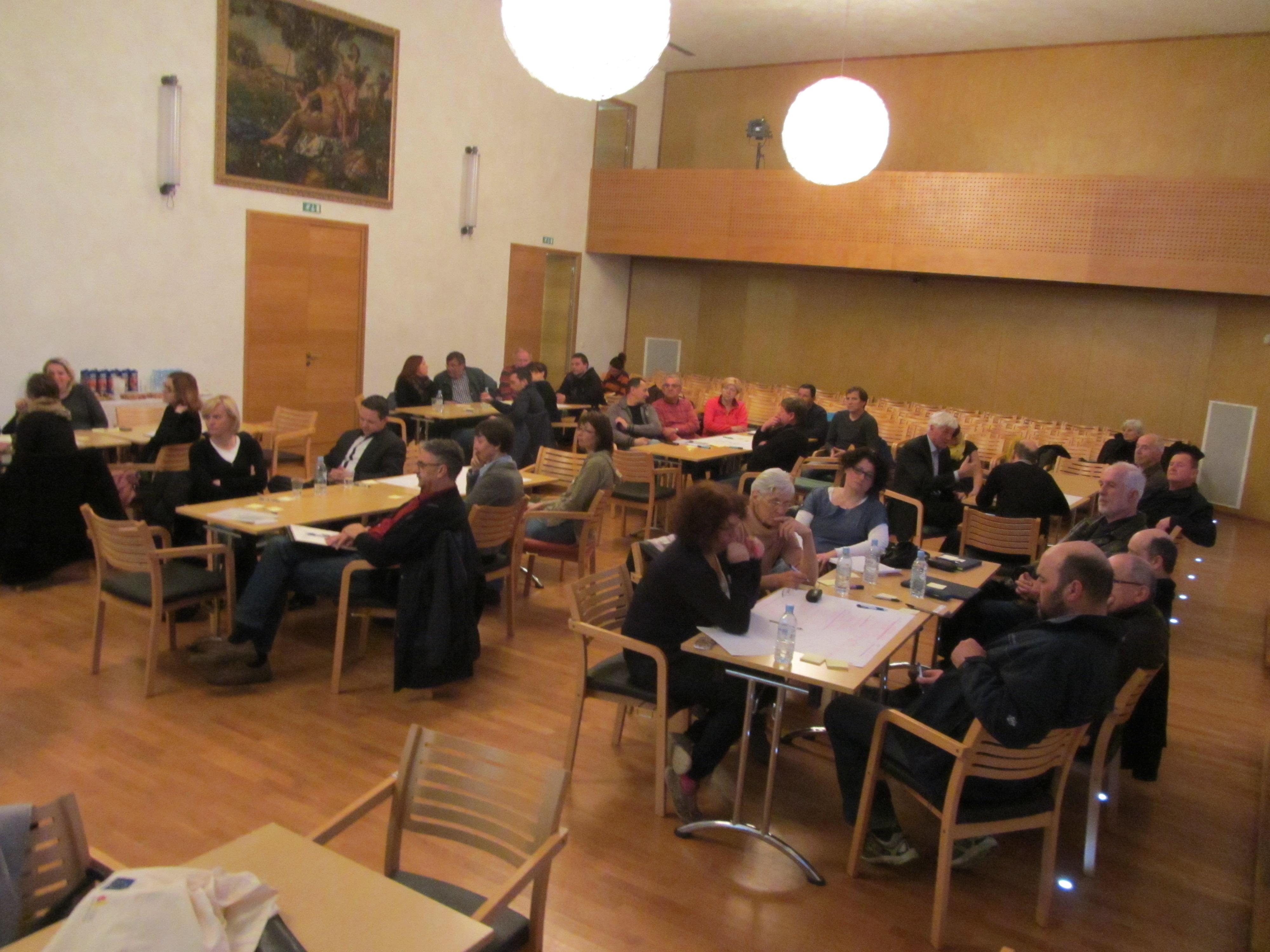 Participatory process OPPN Livada Žovšče