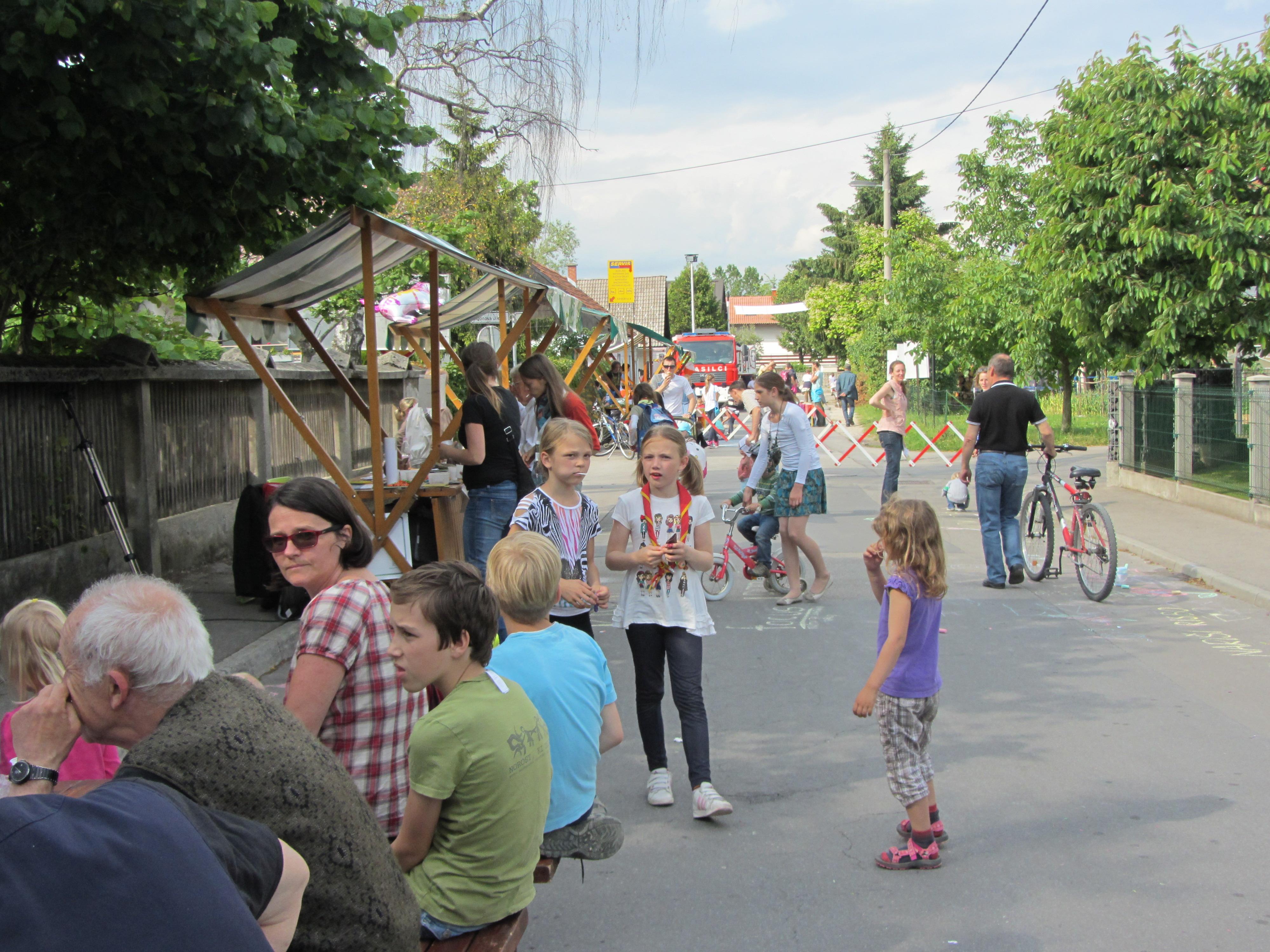 Street festival Koseze