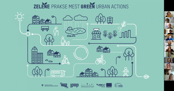 Cities address climate change through collaboration and knowledge sharing