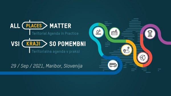 Save the date: All Places Matter, 29/9/2021, Maribor