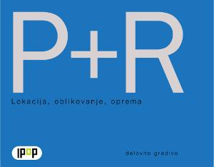P+R naslovnica