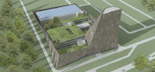 Nov spomenik suburbanizaciji Slovenije?