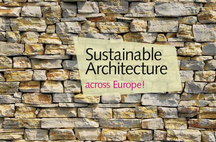 Razstava evropske trajnostne arhitekture v Državnem zboru RS