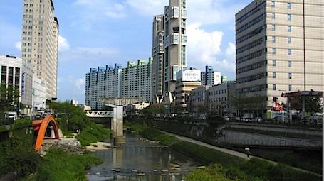 Seul: sodobni azijski metropolis