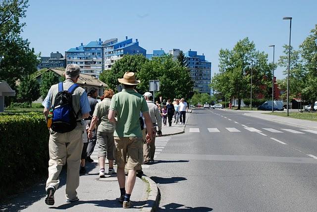 Urbani sprehodi Jane's Walk