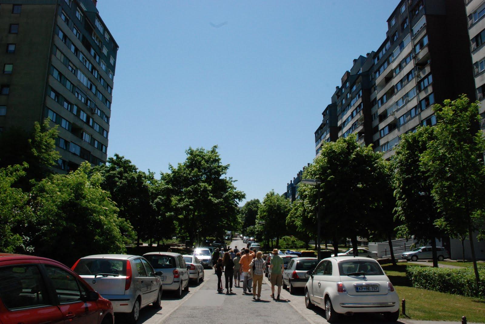 Urbani sprehodi Jane's Walk 2012