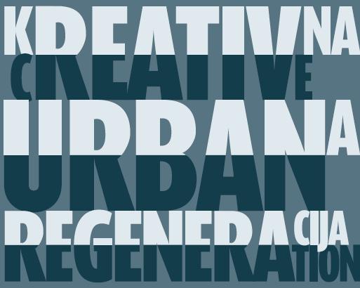 Nova knjiga o kreativni urbani regeneraciji