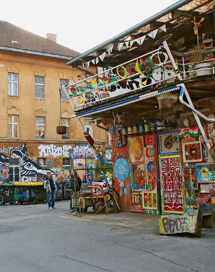 Kreativna urbana regeneracija