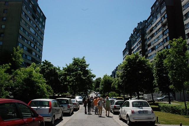 Urbani sprehodi spodbujajo pešačenje po vsakdanjih opravkih