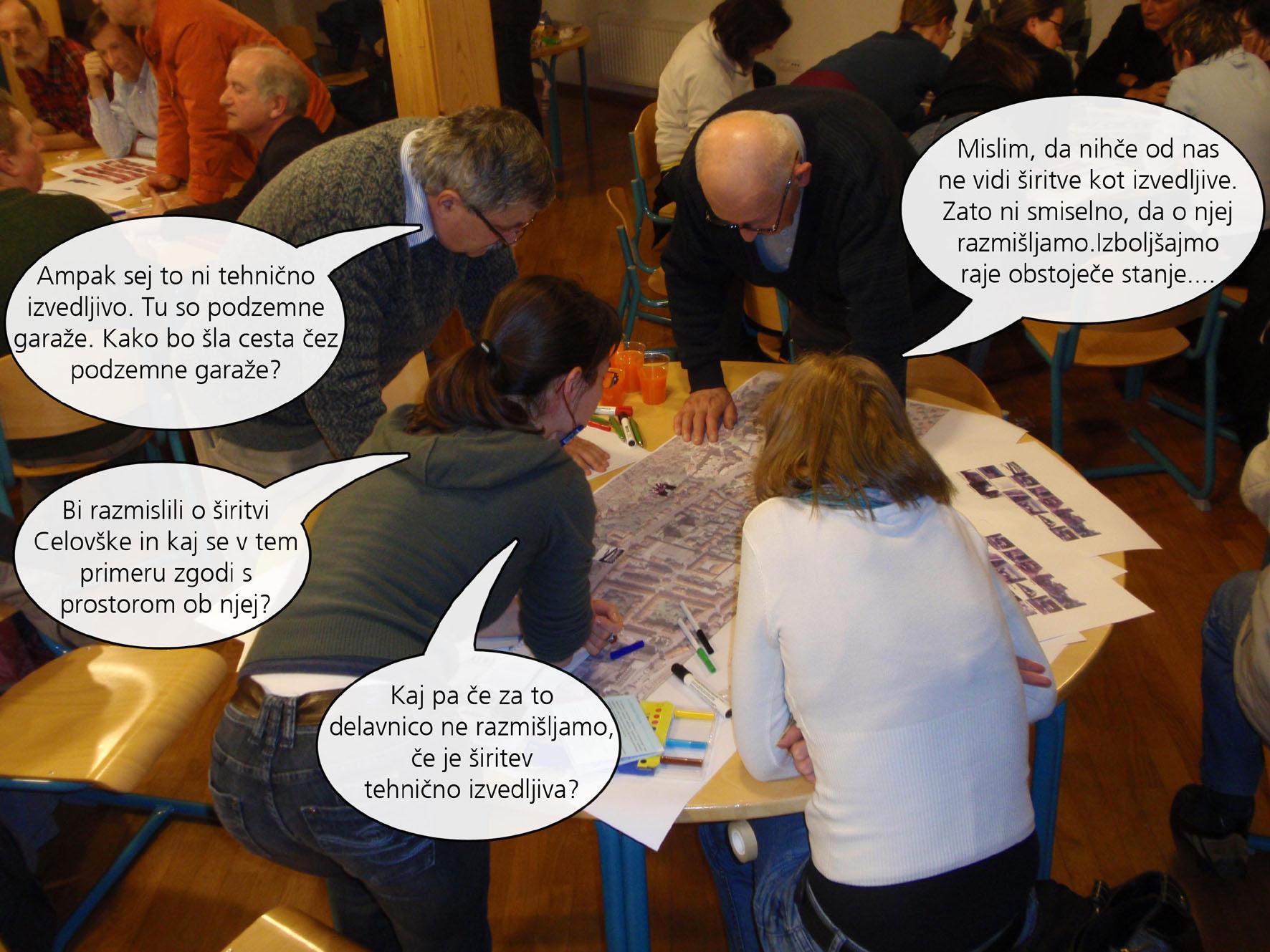 Kako je v drugih evropskih državah urejeno vključevanje javnosti v prostorsko načrtovanje?