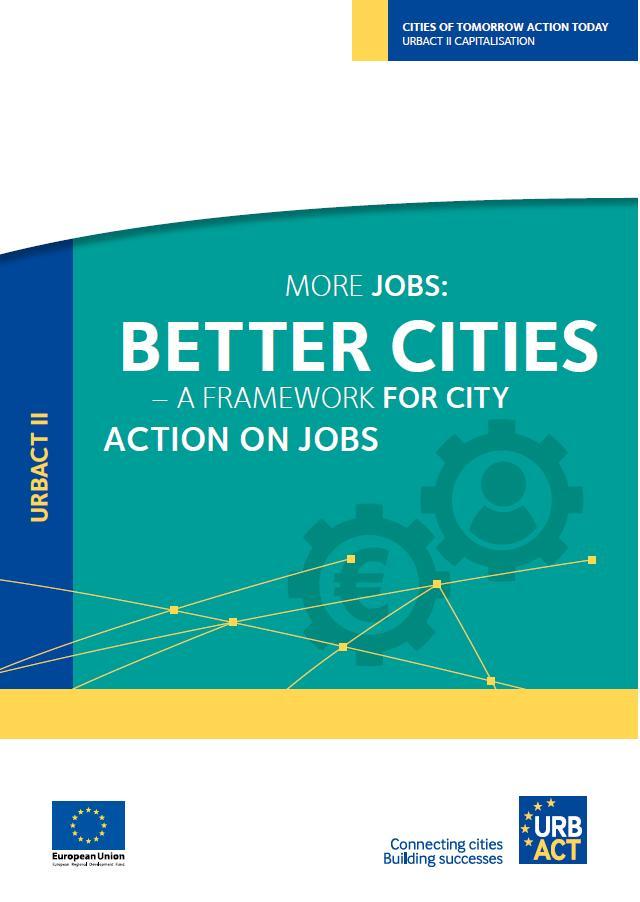 Sodelujte na predstavitvi Urbactovih tematskih poročil v Bruslju