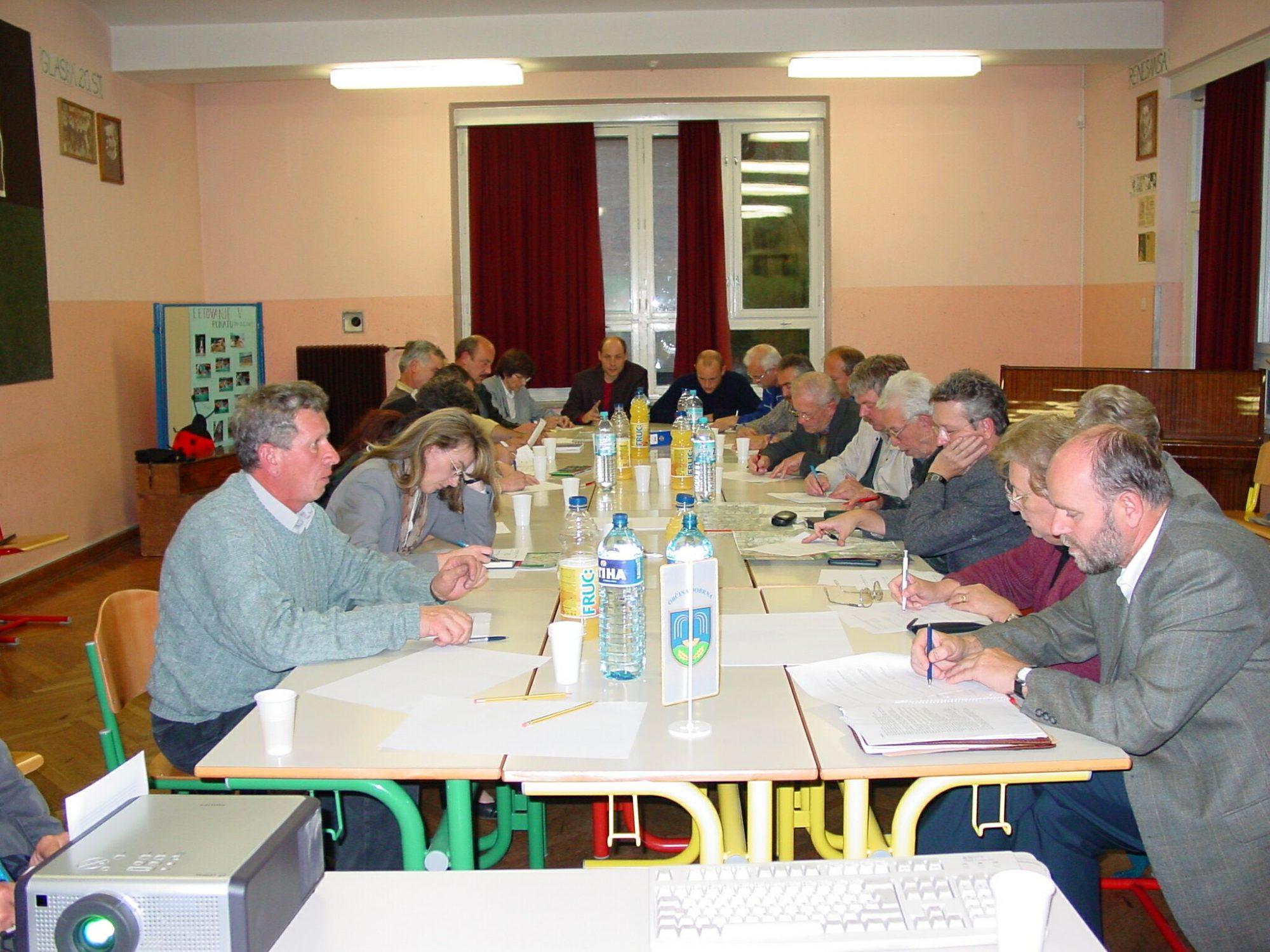 Desetletje participativnega prostorskega načrtovanja na Dobrni