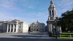 Utrinek s kampusa_Trinity Dublin