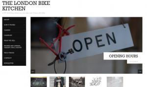 The London Bike Kitchen