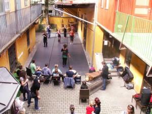 Živa dvorišča_Maribor