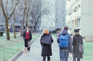 Walking the city2