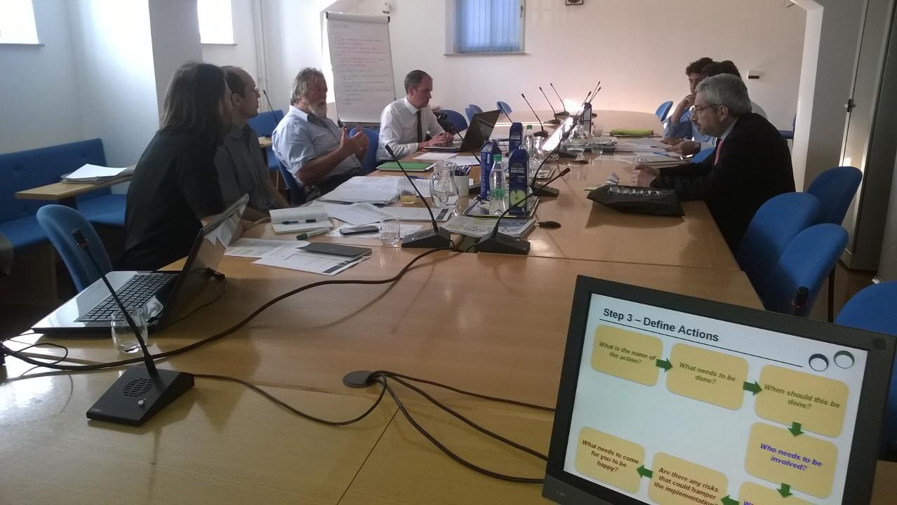 Študija o spodbujanju večnivojskega upravljanja v podporo Evropi 2020