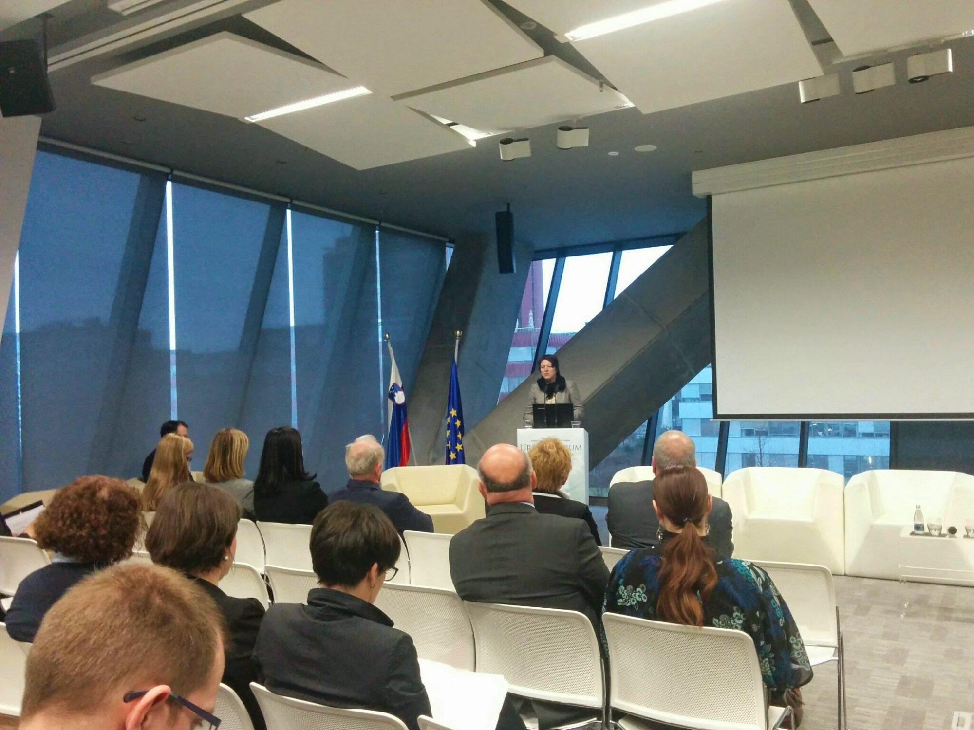 Urbani forum je podprl izmenjavo izkušenj med slovenskimi mesti