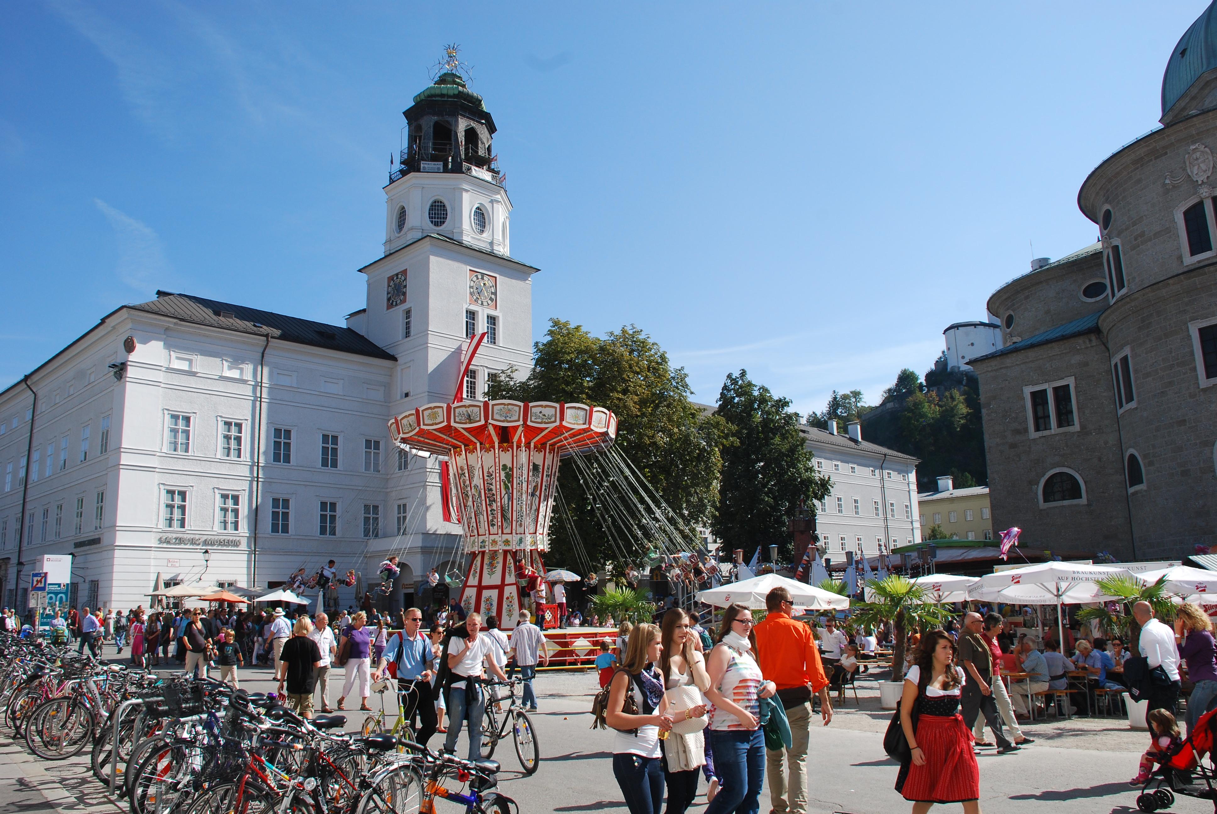 Celovita urbana prenova – Izkušnje Dunaja, Salzburga in Ljubljane