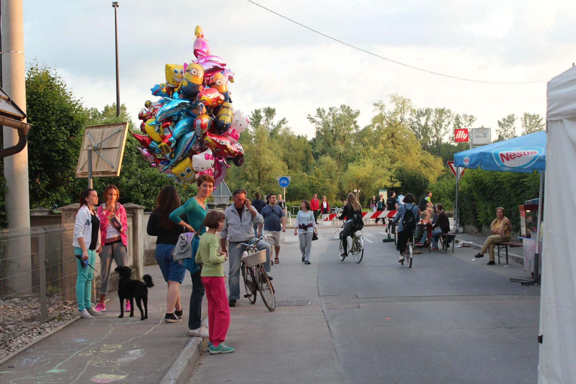 Festival hoje ali vse poti vodijo v Savca