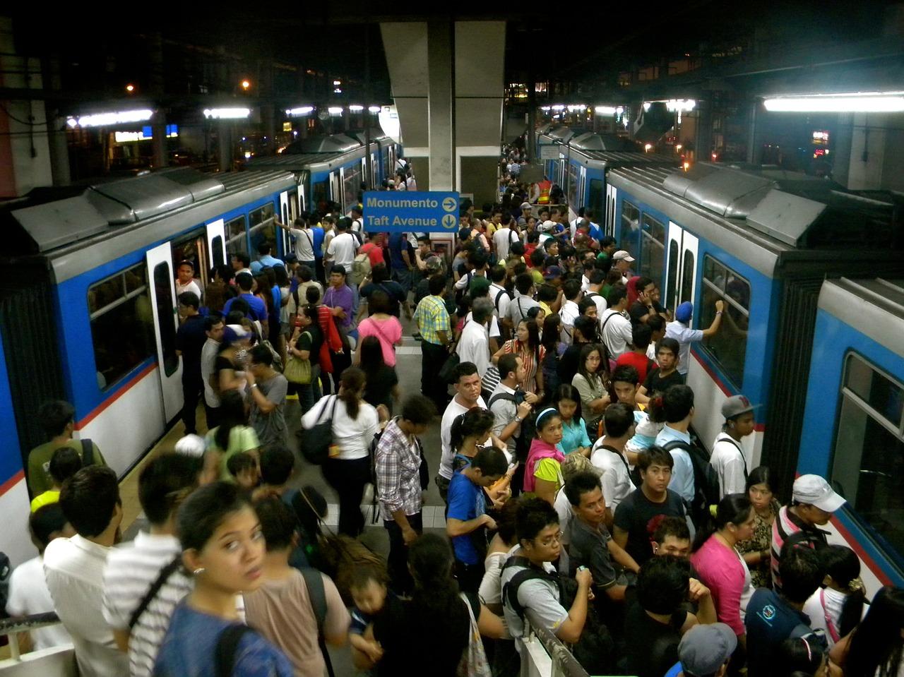 Pravice in obveznosti potnikov v železniškem prometu