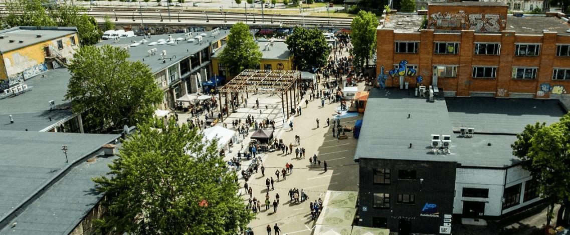 URBACT festival mest, Talin, 4.–5. oktober 2017