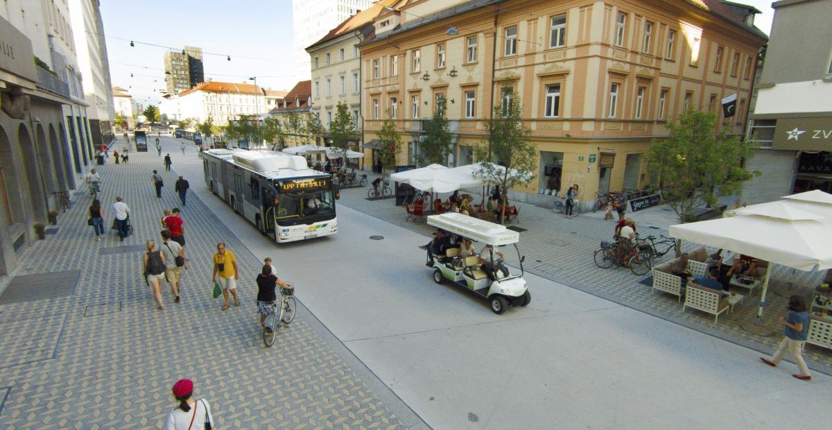 Urbana agenda za EU: Srečanje na temo Partnerstva za urbano mobilnost