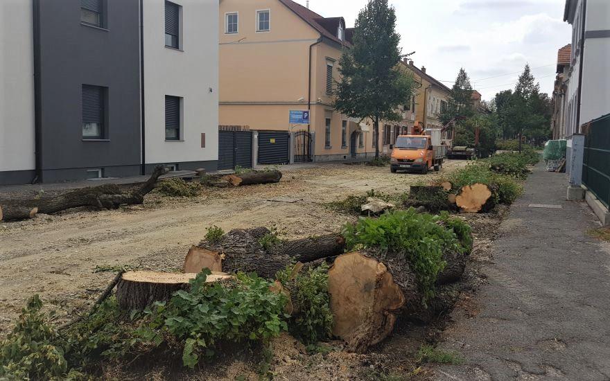 Cesta zmage v Mariboru – nekaj ni v redu