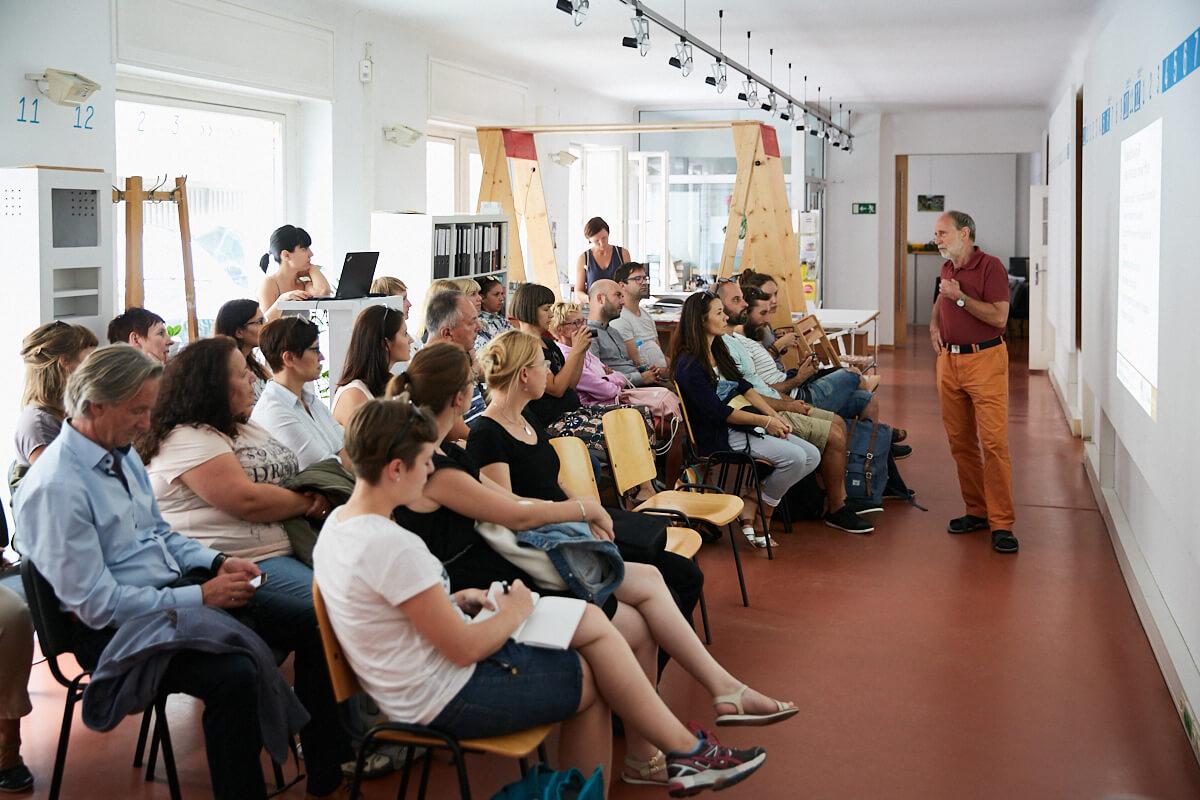Obiskali smo lokalno pisarno urbane prenove na Dunaju