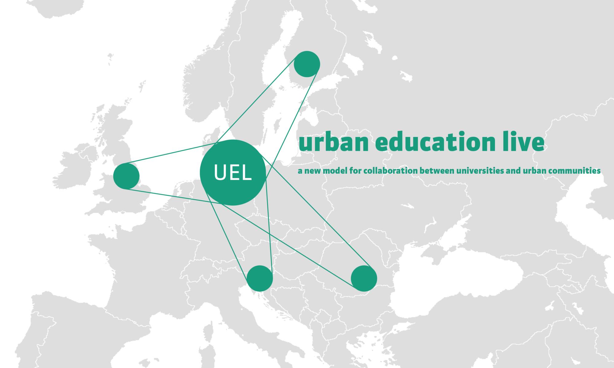 Urban Education Live