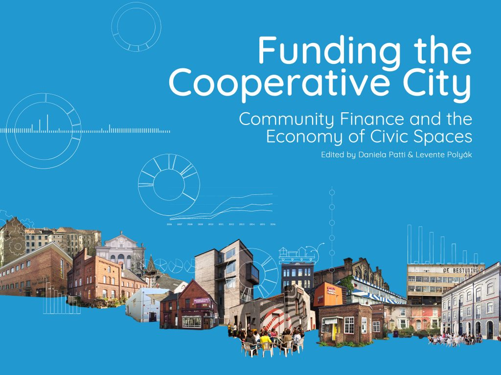 Funding the Cooperative City: delovni pogovor o financiranju skupnostnih prostorskih praks