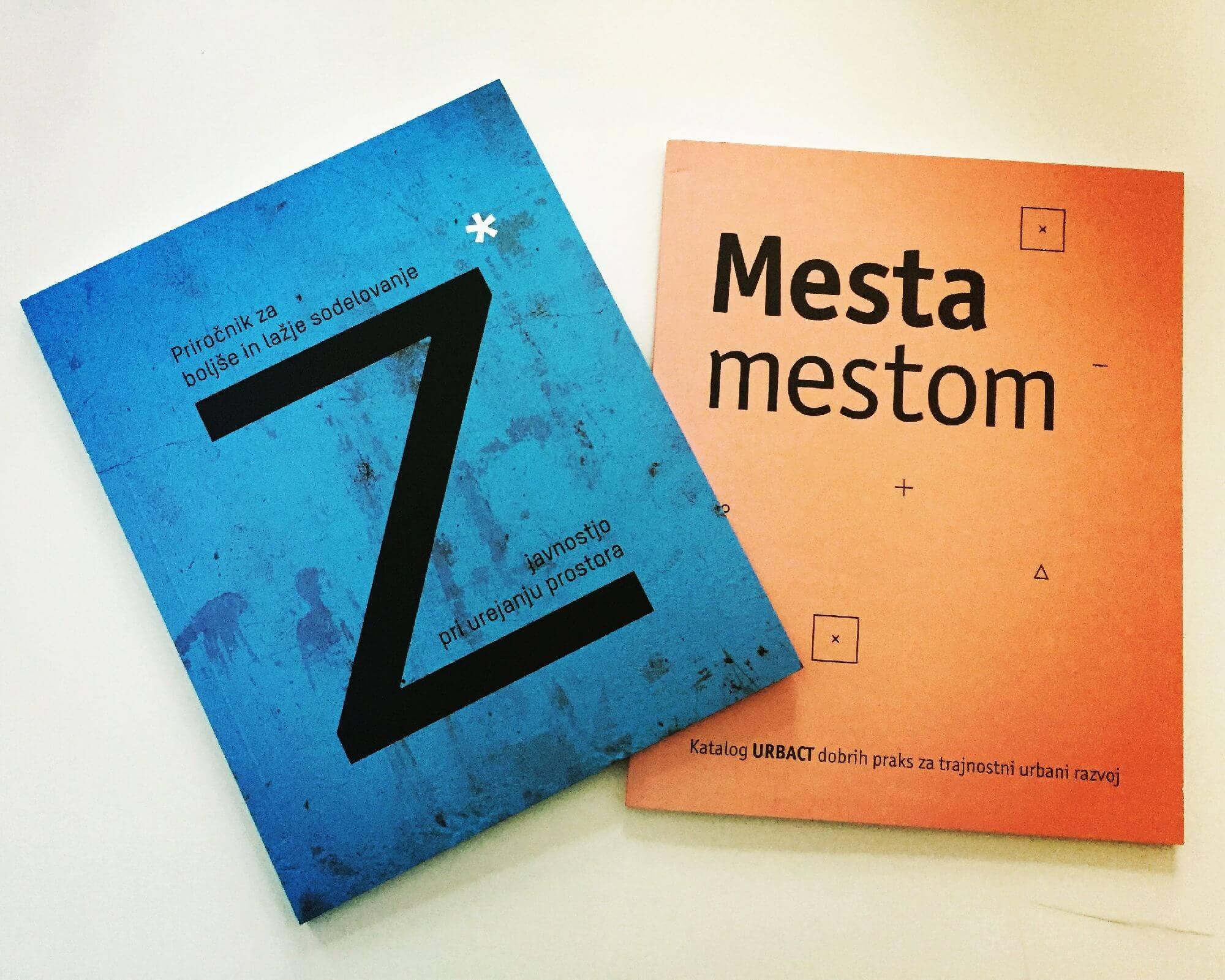 Dve novi publikaciji pomagata občinam pri upravljanju
