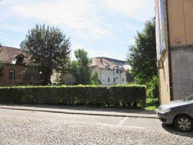 rimska - urejen ulični videz