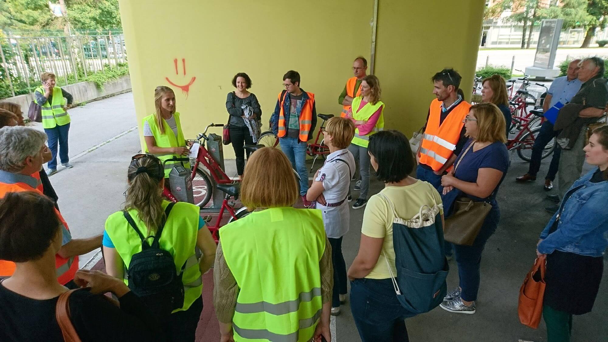 Dobre prakse trajnostne mobilnosti iz Mislinje, Slovenj Gradca in Velenja