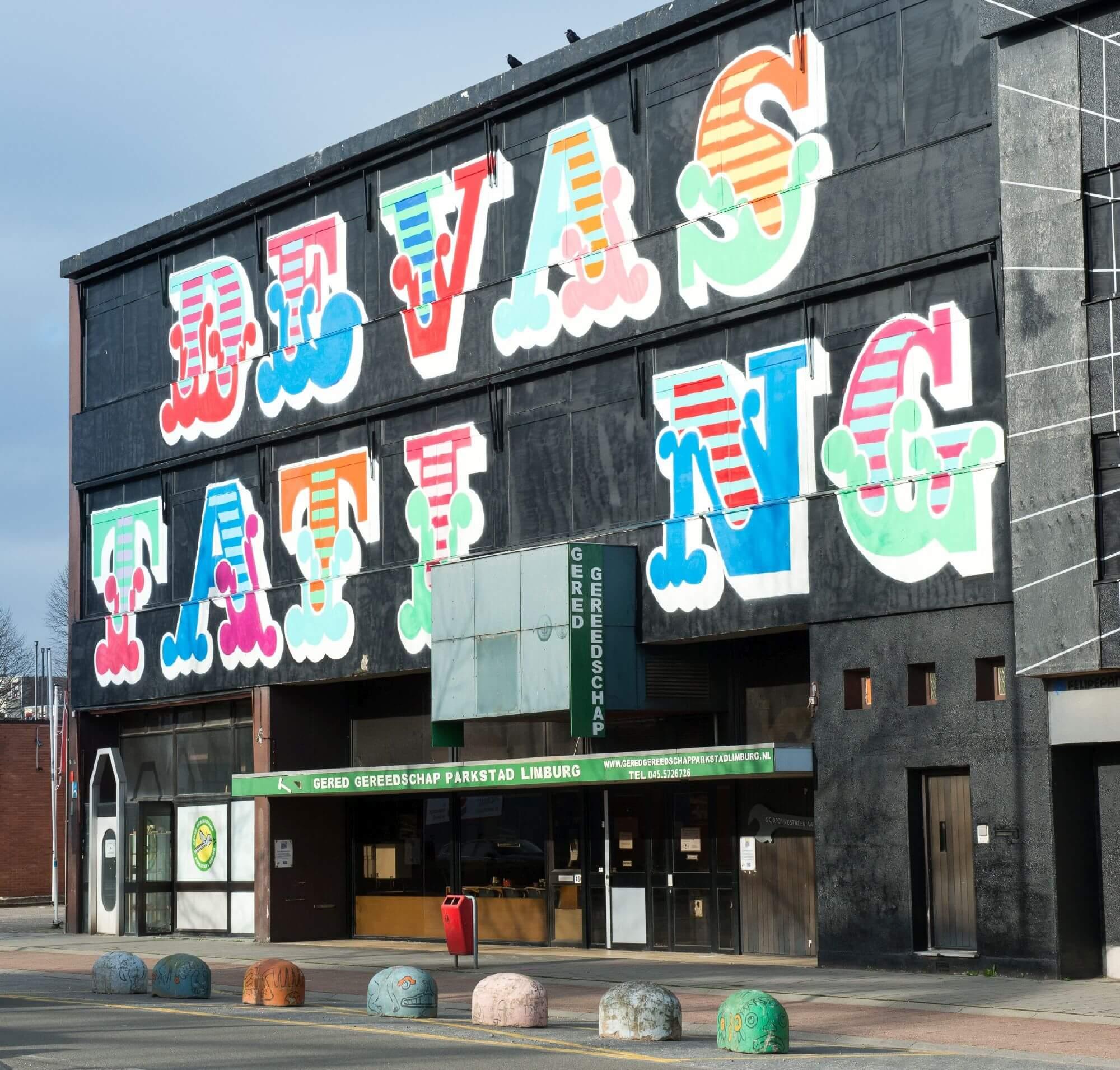 Mesta mestom #5: Urbana prenova s poslikavo fasad