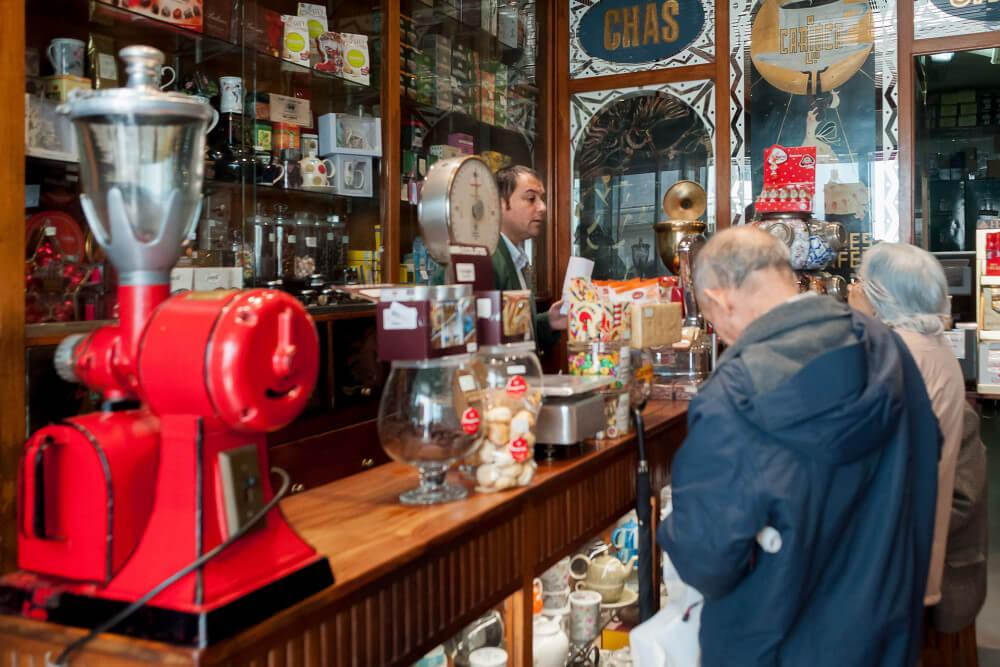 Lizbona podpira tradicionalne trgovine