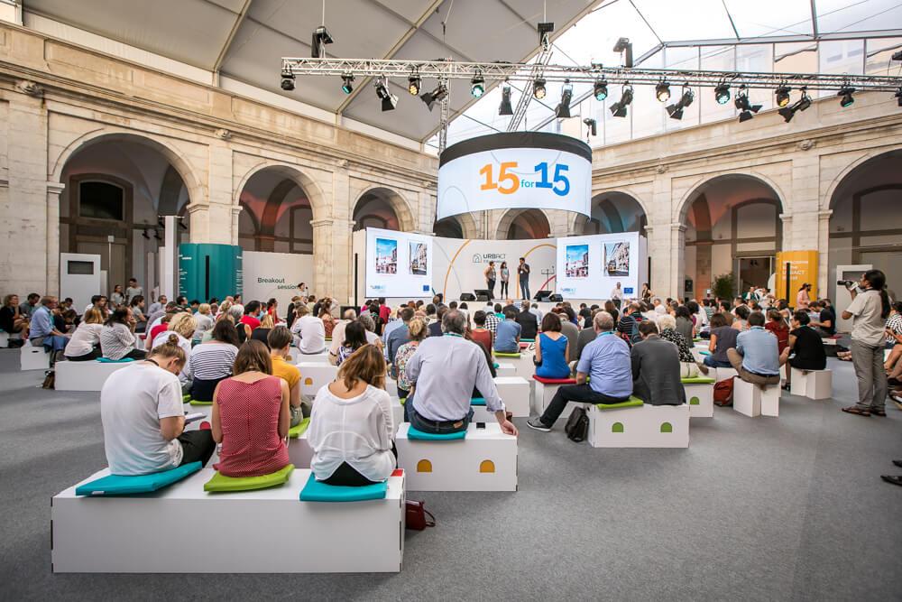 Na festivalu v Lizboni tudi o prihodnosti programa (video)