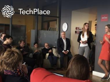 Spodbujanje tehnološkega in digitalnega gospodarstva: poiščite navdih na spletni platformi Techplace!