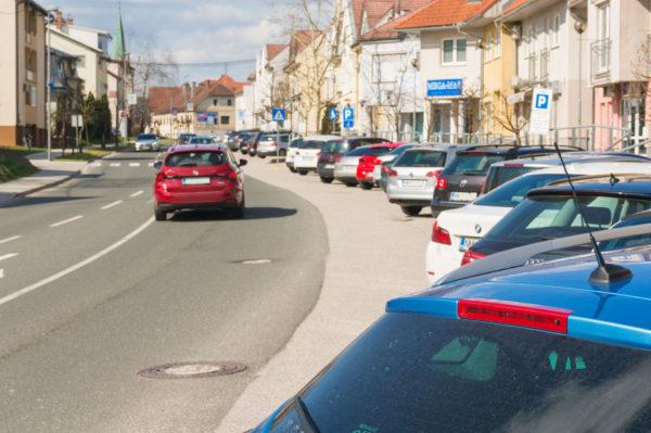 Parkirna politika za Občino Trebnje