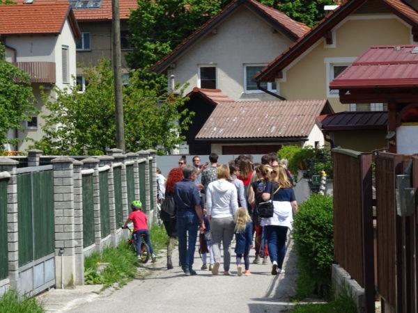 Urbani sprehodi Jane's Walk za boljši javni prostor