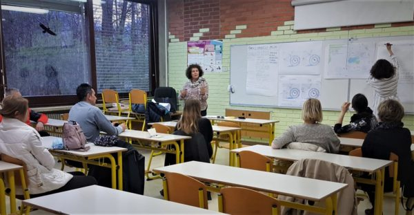 Sodelovanje izboljšuje učinke načrtovanja šolskih poti