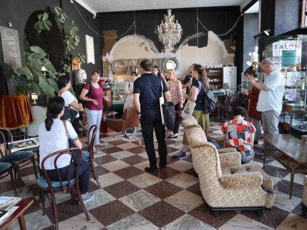 Spoznali smo dobre prakse oživljanja praznih prostorov Maribora, Celja in Slovenj Gradca