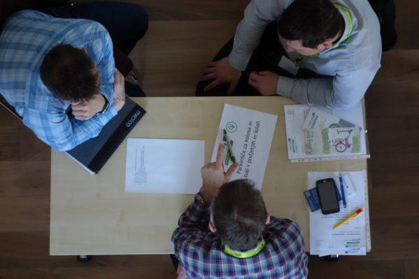 Proces vključevanja javnosti pri pripravi strategije za razvoj celostne prometne strategije funkcionalne urbane regije Velenja