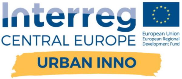 URBAN INNO – Uporaba inovacijskih potencialov urbanih ekosistemov