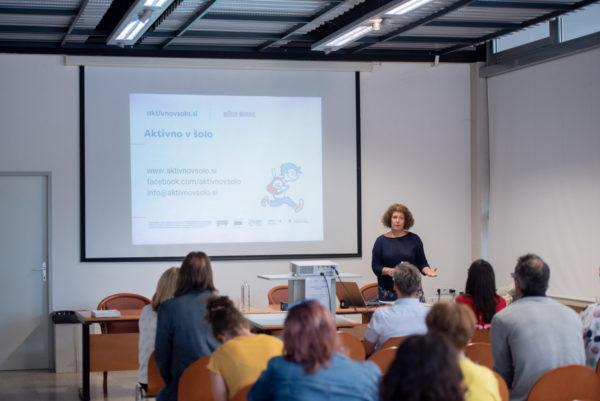Aktivno v šolo – zaključna konferenca programa