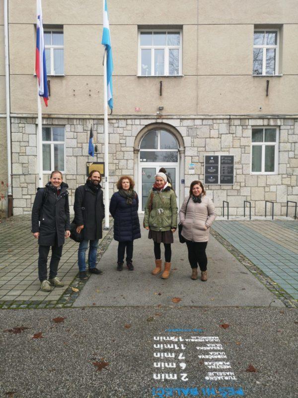 Trajnostna urbana regeneracija za mestno jedro Kočevja