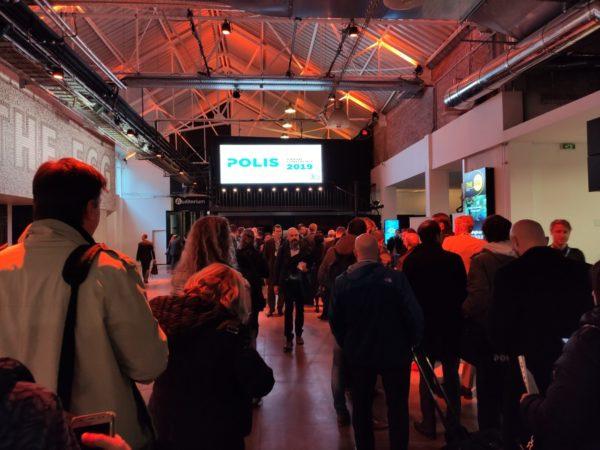 IPoP na vsakoletni konferenci mreže Polis v Bruslju