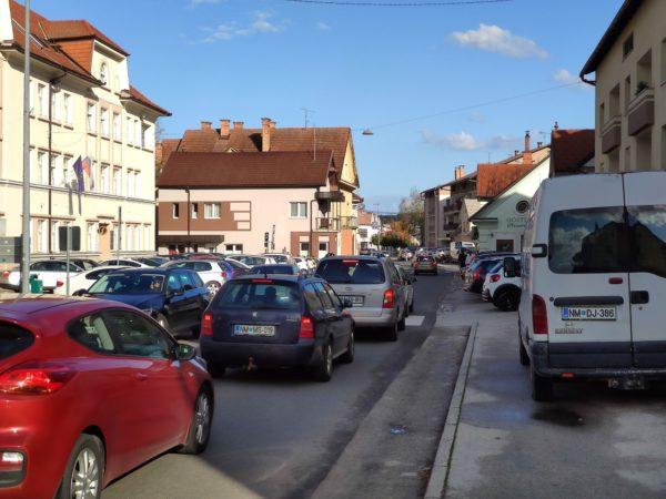 Kako smo za Trebnje izdelali parkirno politiko?