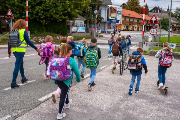 Od šolskih poti do zdravega mesta