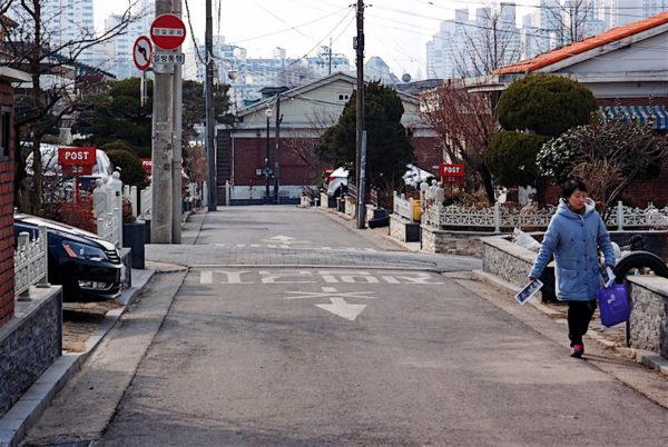 Ulice kot prostor skupnostnega povezovanja: ulična prenova v Seulu